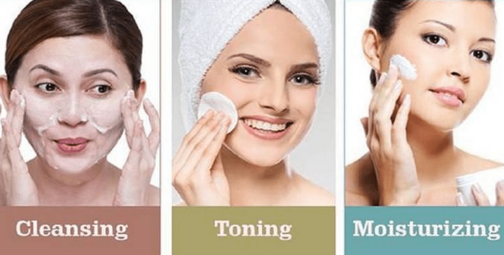 Cleansing Toning & Moisturizing
