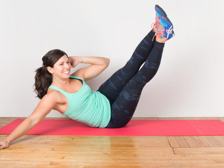 lower-body workout