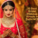 Top 10 Wedding Makeup Artist in Delhi NCR