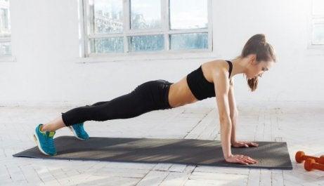 5-minute Push-ups challenge