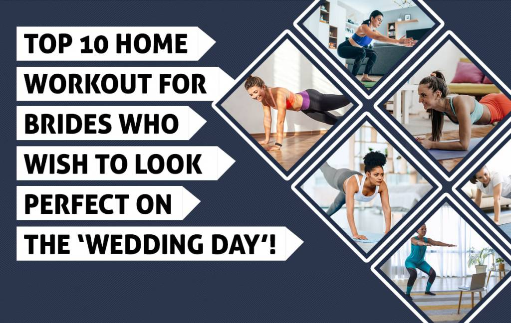 10 home workout for bridal