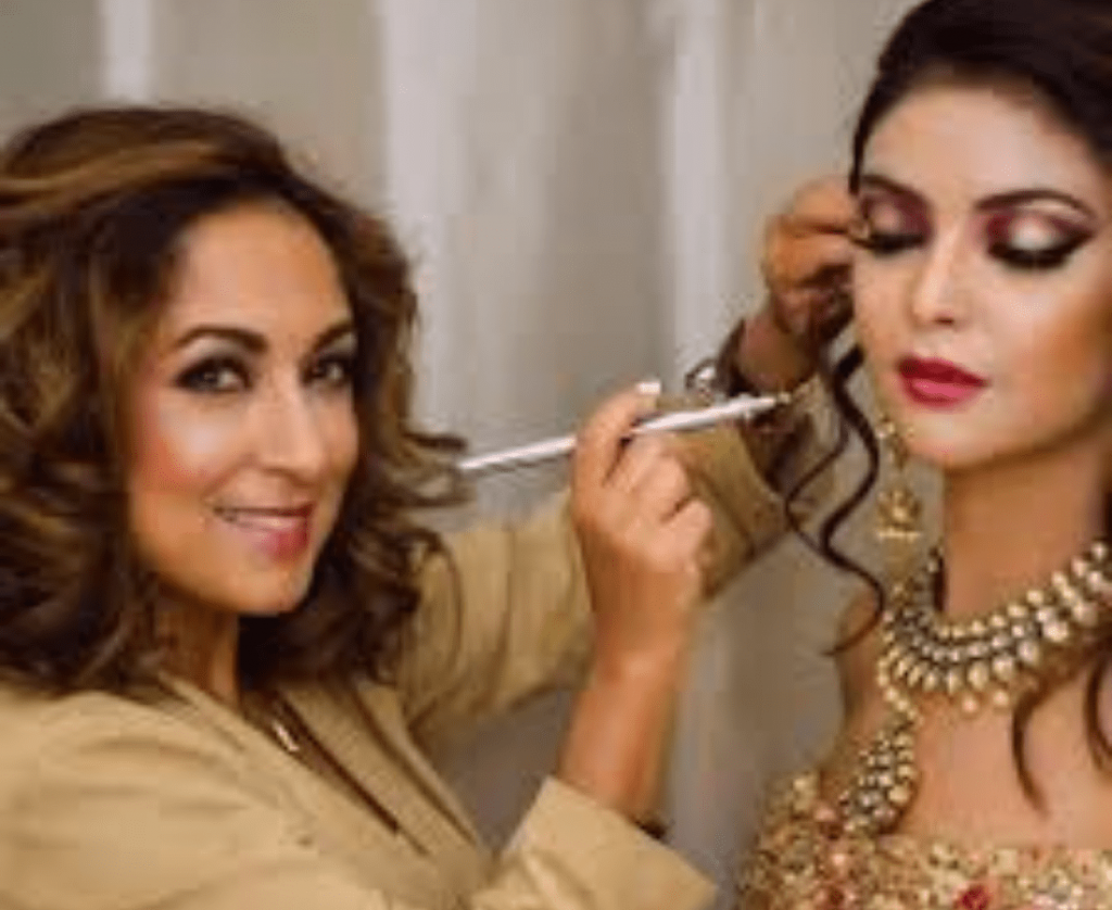 Vidya Tikari makeover