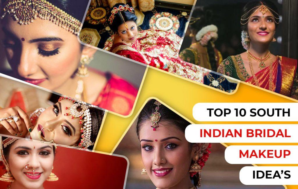 South Indian Makeup Ideas