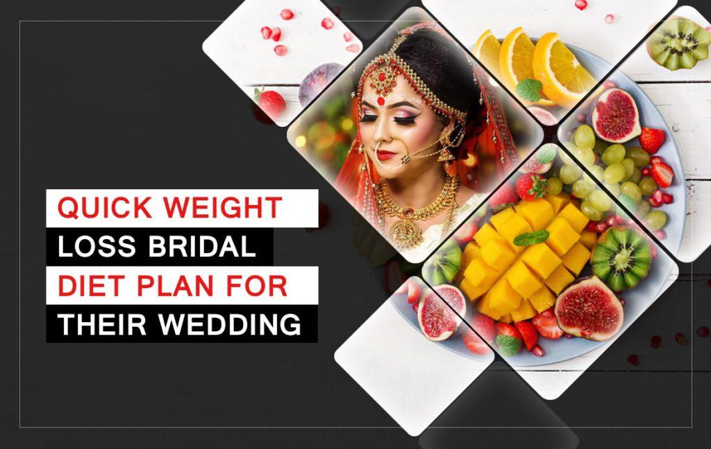 weight loss bridal diet plan