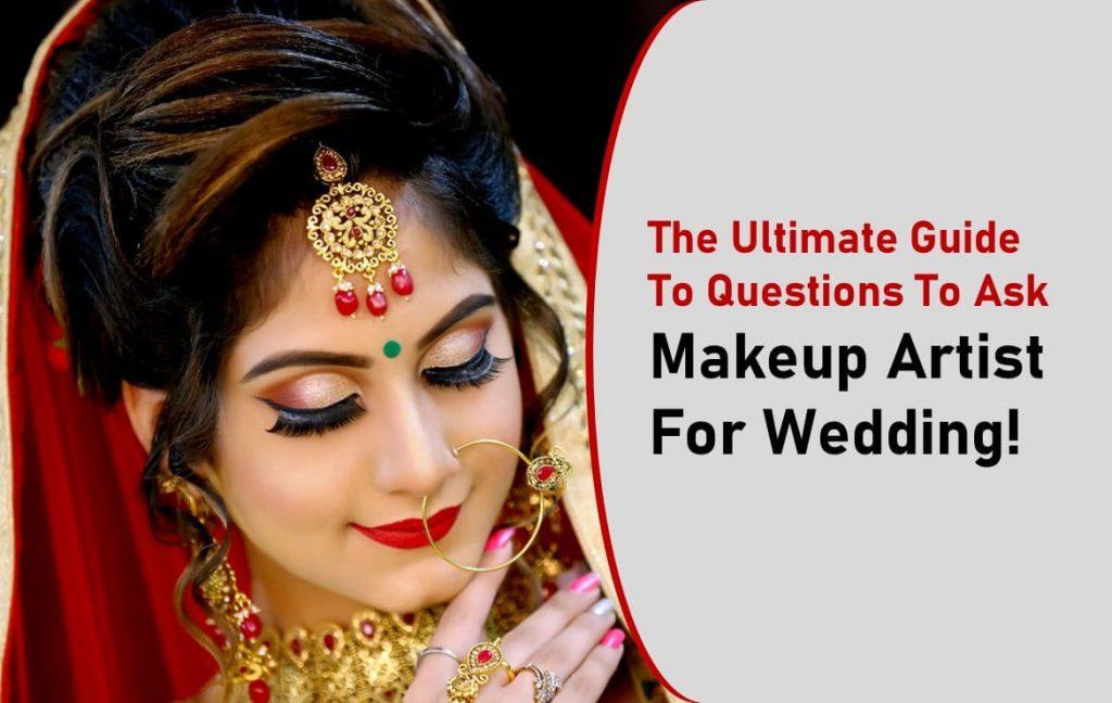bridal makeup consultation questions