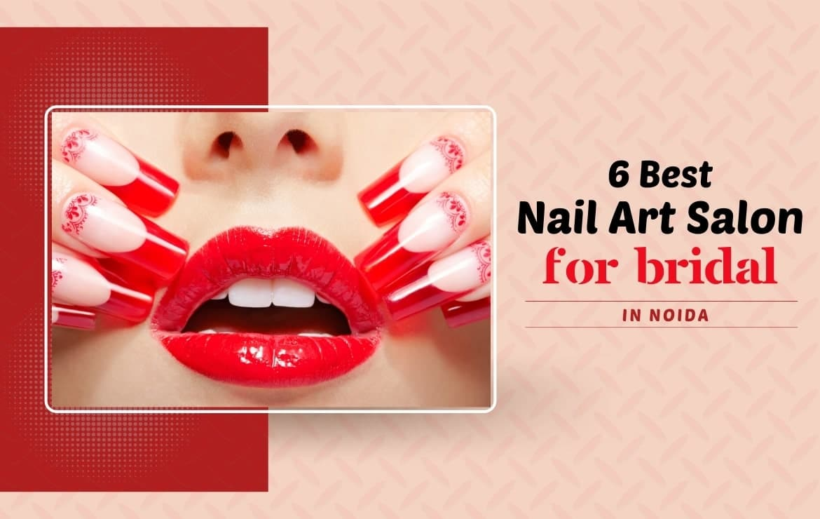 10 Best Wedding Nail Art Design For Bride
