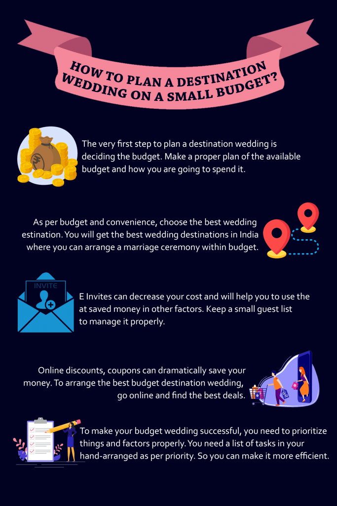 How To Plan A Destination Wedding On A Small Budget
