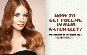 How To Get Volume In Hair Naturally?