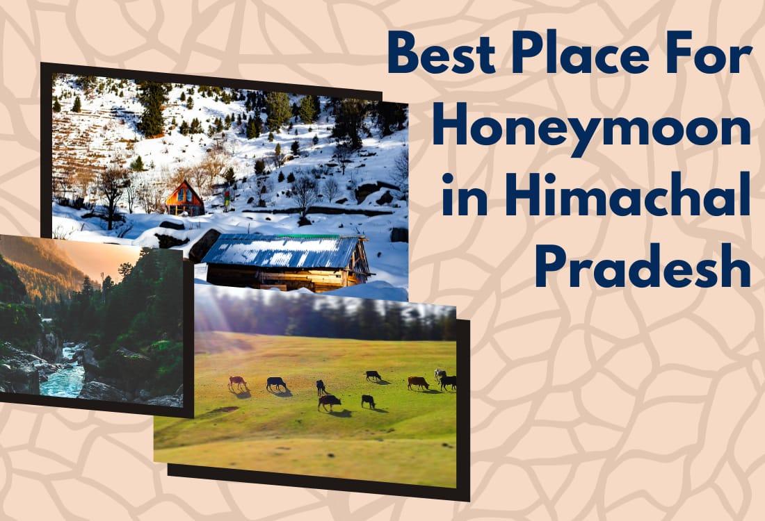 Best Place For Honeymoon In Himachal Pradesh