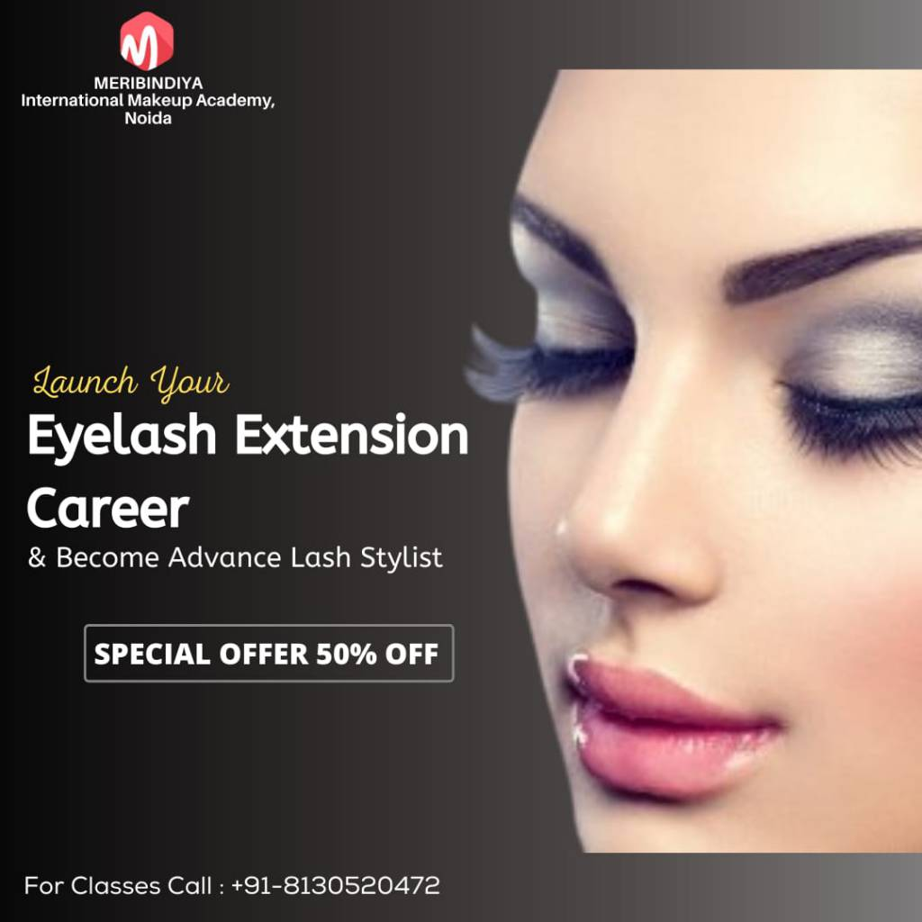 Eyelash Extension career