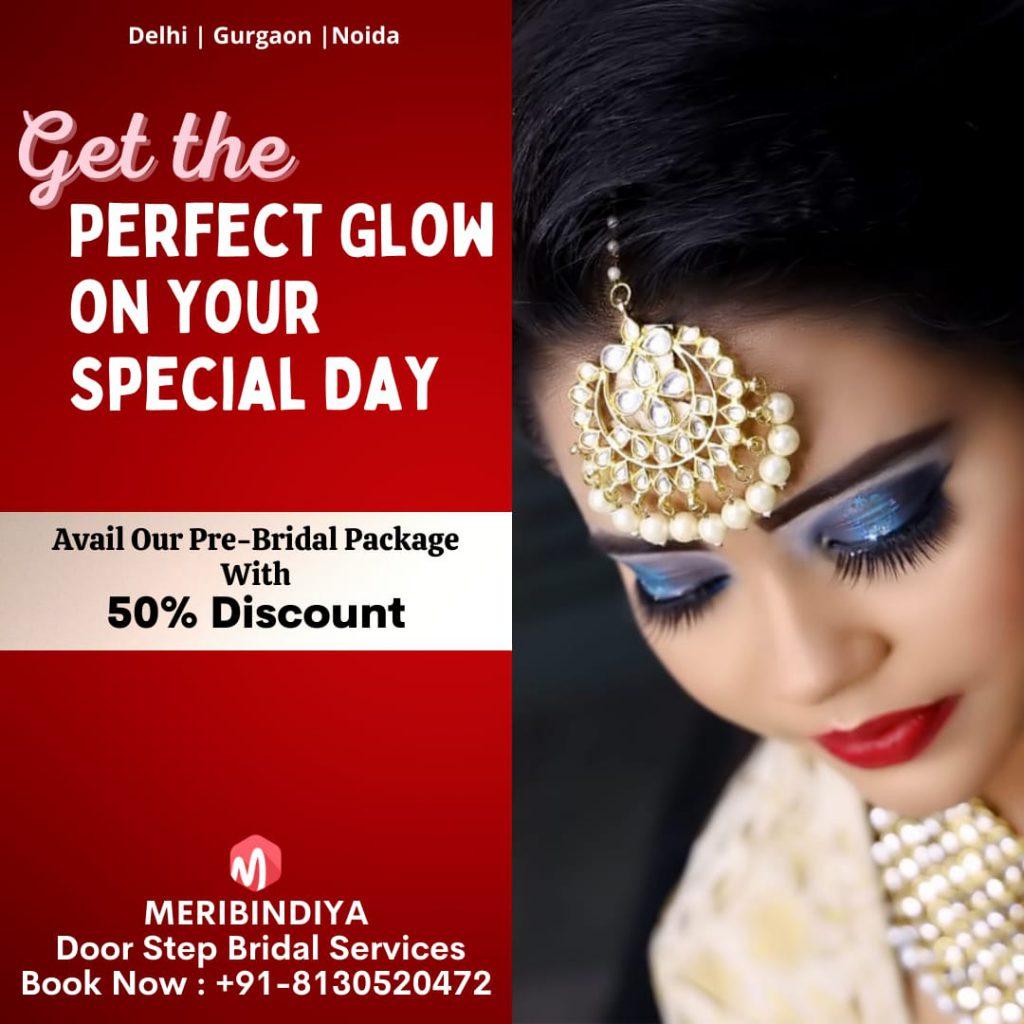 Meribindiya Pre Bridal Package