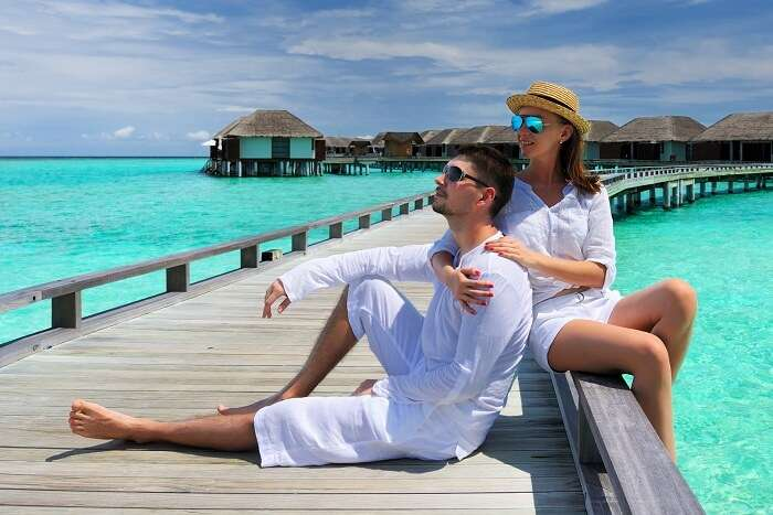 maldives trip cost from india for couple